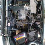 موتور پی کی سایپا