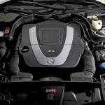 موتور بنز E350