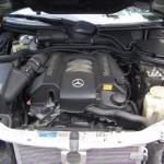 موتور بنز 240E