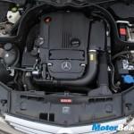 موتور بنز C200