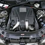 موتور بنز CL 500