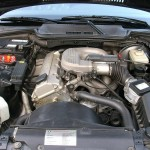 موتور bmw 318i