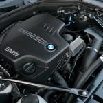 موتور bmw 520i