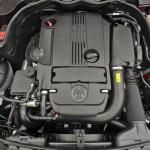 موتور بنز C350