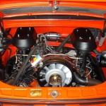 موتور پورشه 911