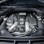 موتور بنز ML63