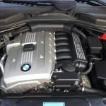 موتور BMW 525i