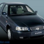 سمند سریر ایران خودرو