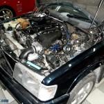 موتور e190 بنز