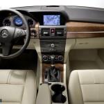 داخل اتاق Mercedes GLK 350