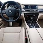 داخل اتاق BMW 760Li