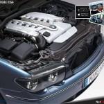 موتور BMW 760Li