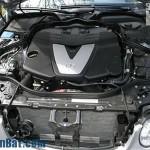موتور Mercedes Benz C320