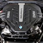 موتور bmw 750li