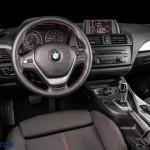 داخل اتاق BMW 118i