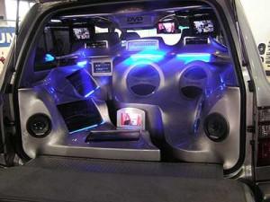 تجهیزات اضافی برقی خودرو
