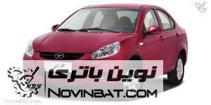 باتری جک توجوی J3 صندوقدار ( سدان ) - جک موتورز