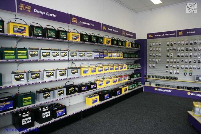 باتری مشهد - نمایندگی فروش و خدمات پس از فروش باتری خودرو در مشهد