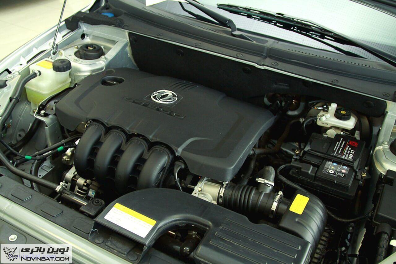 باتری دانگ فنگ S30 – انواع ، ولتاژ ، آمپر ، اندازه و …