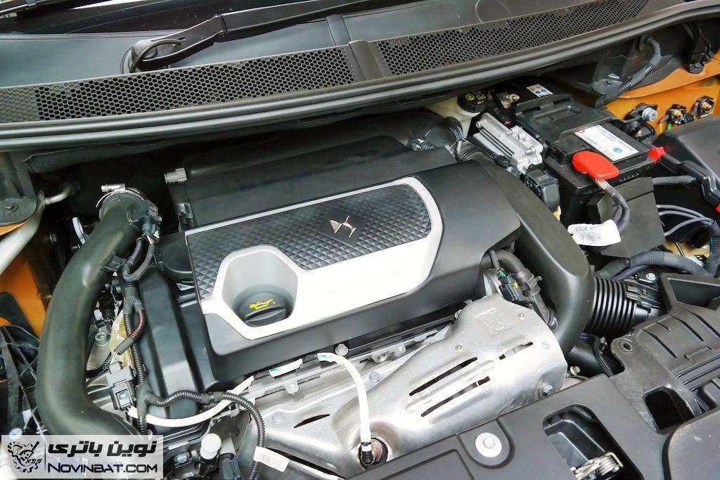باتری دی اس DS7 – انواع ، ولتاژ ، آمپر ، اندازه و …